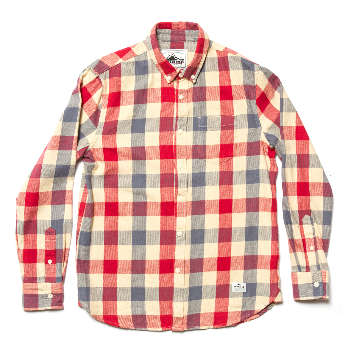 Penfield   Kimberton Shirt  £65