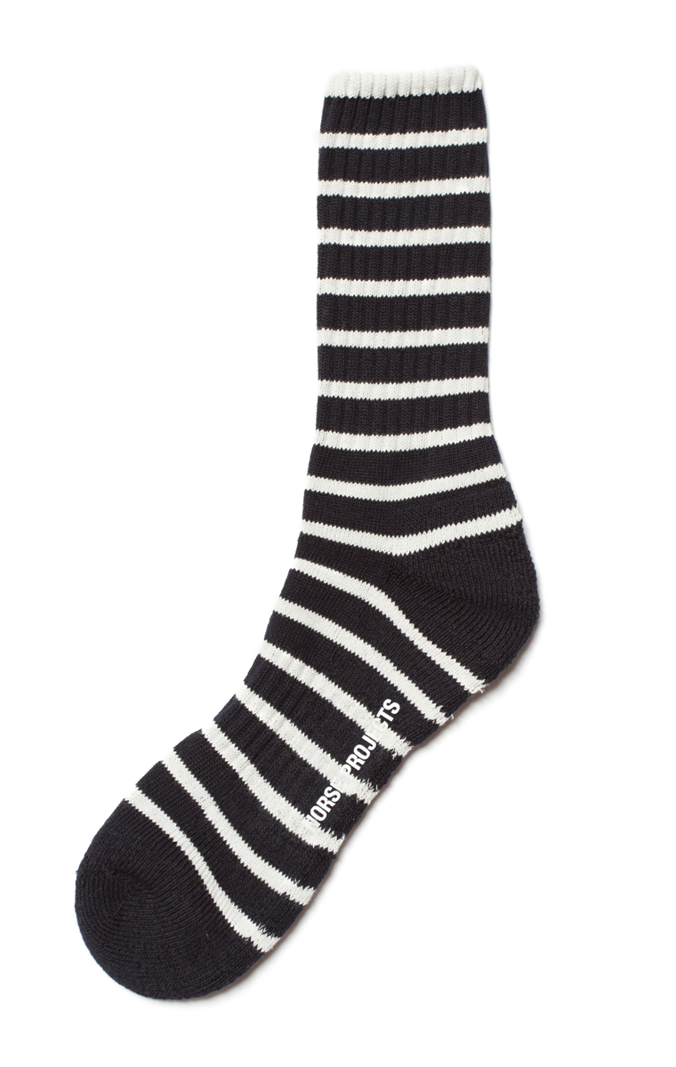 Norse Projects  Bjarki Naval Socks  £15