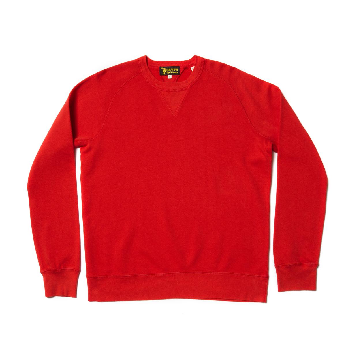 LVC 1950s Crew Sweatshirt £120