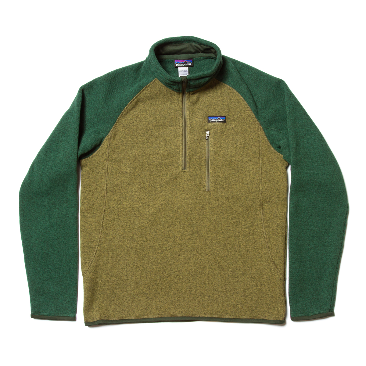 Patagonia Better Sweater Quarter Zip £80