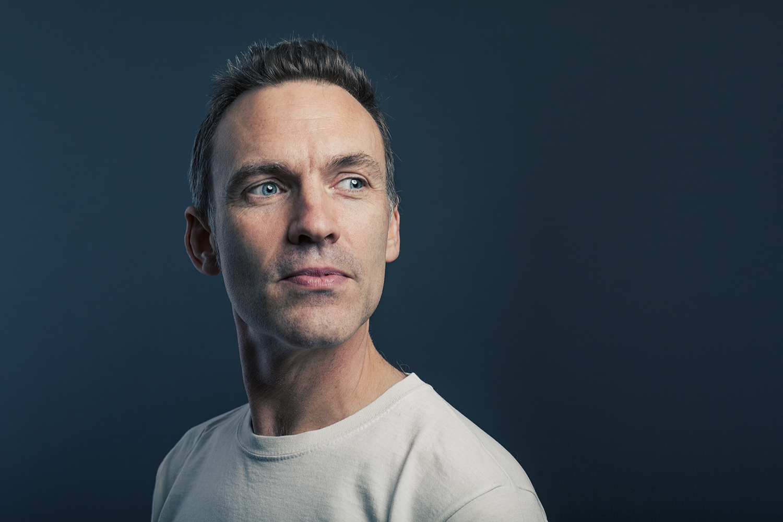 DJ Jamie Lambie in Studio in Edinburgh