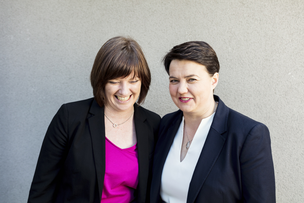 Ruth Davidfson Leader of Ruth Davidson, Leader of the Scottish C