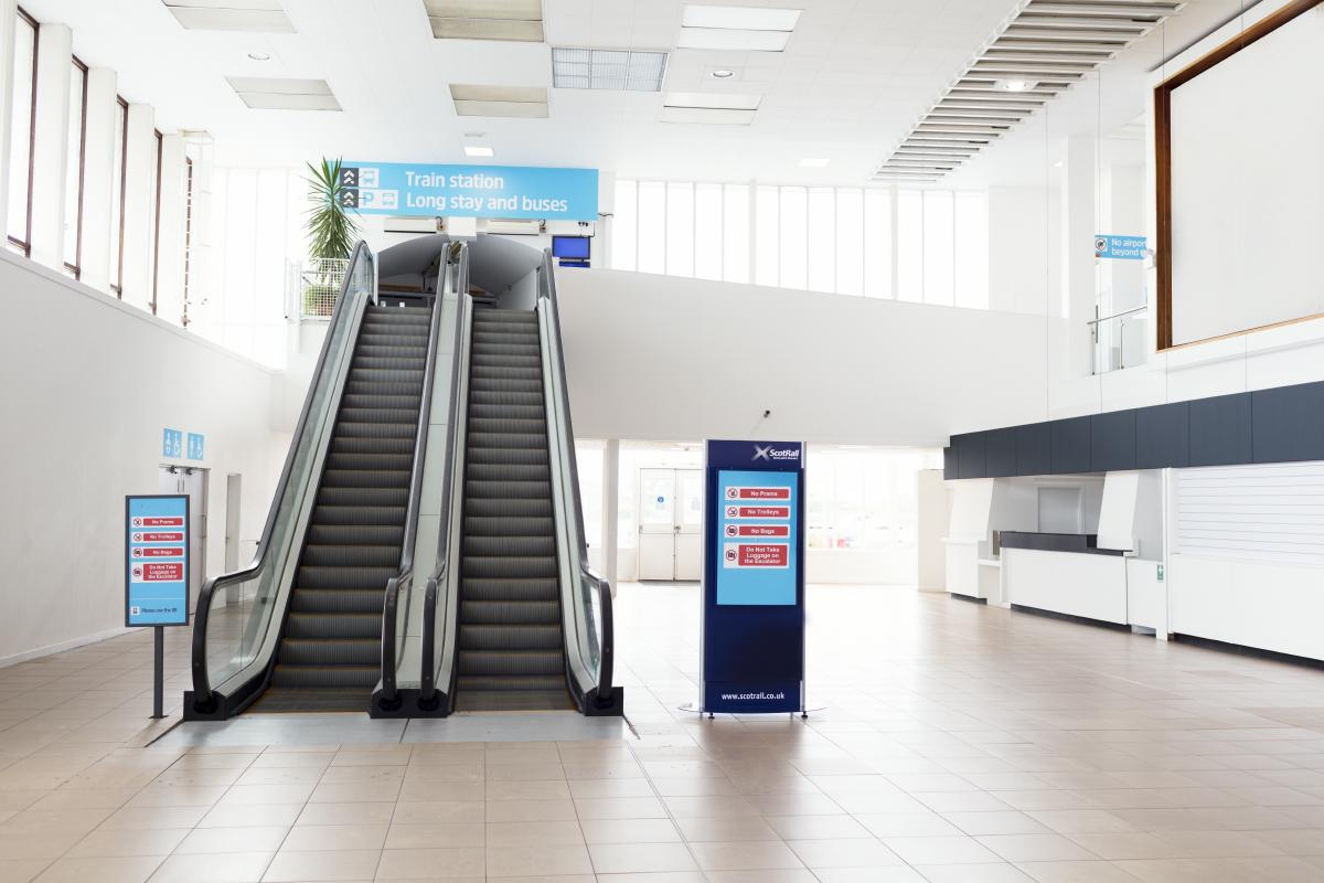 Prestwick Airport rebranding