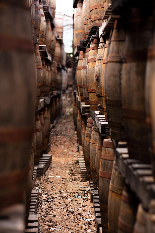The Balvenie Whisky Distillery, Scotland