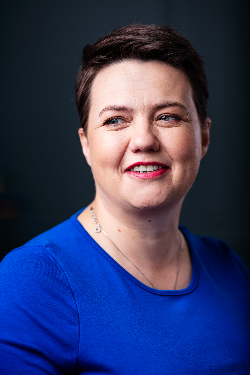 Ruth Davidson Leader of the Scottish Conservative Party