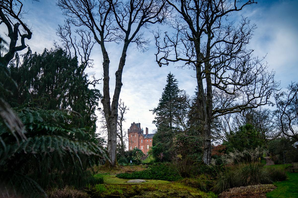 Brodick Castle Photography