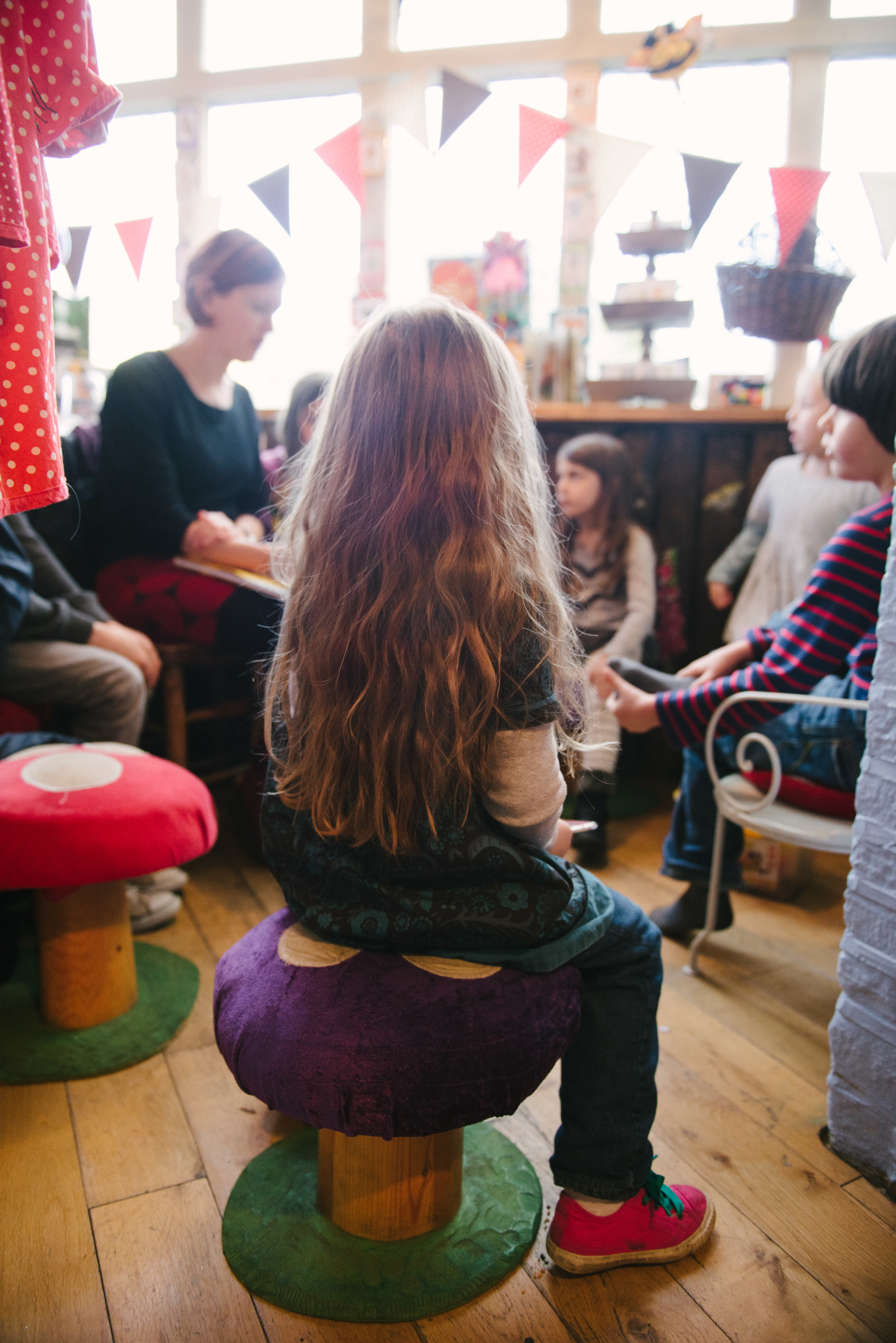 Storytime at The Old Treehouse, by Sarah Mason Photography