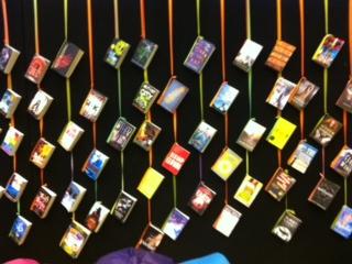 YALC book display