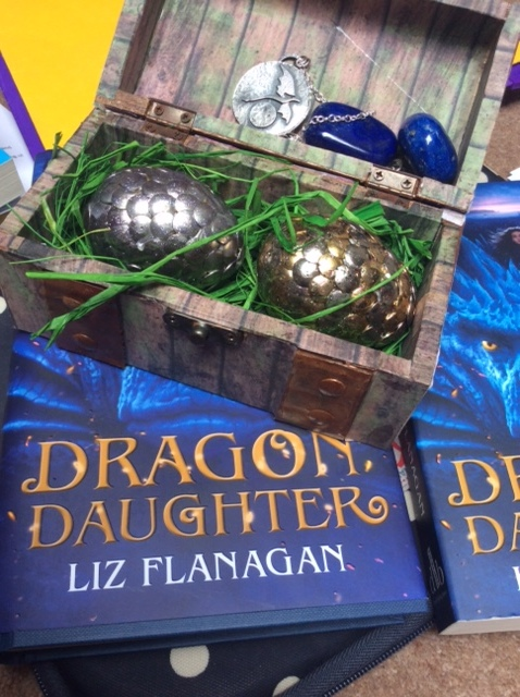 Getting ready for Dragon-related workshops...