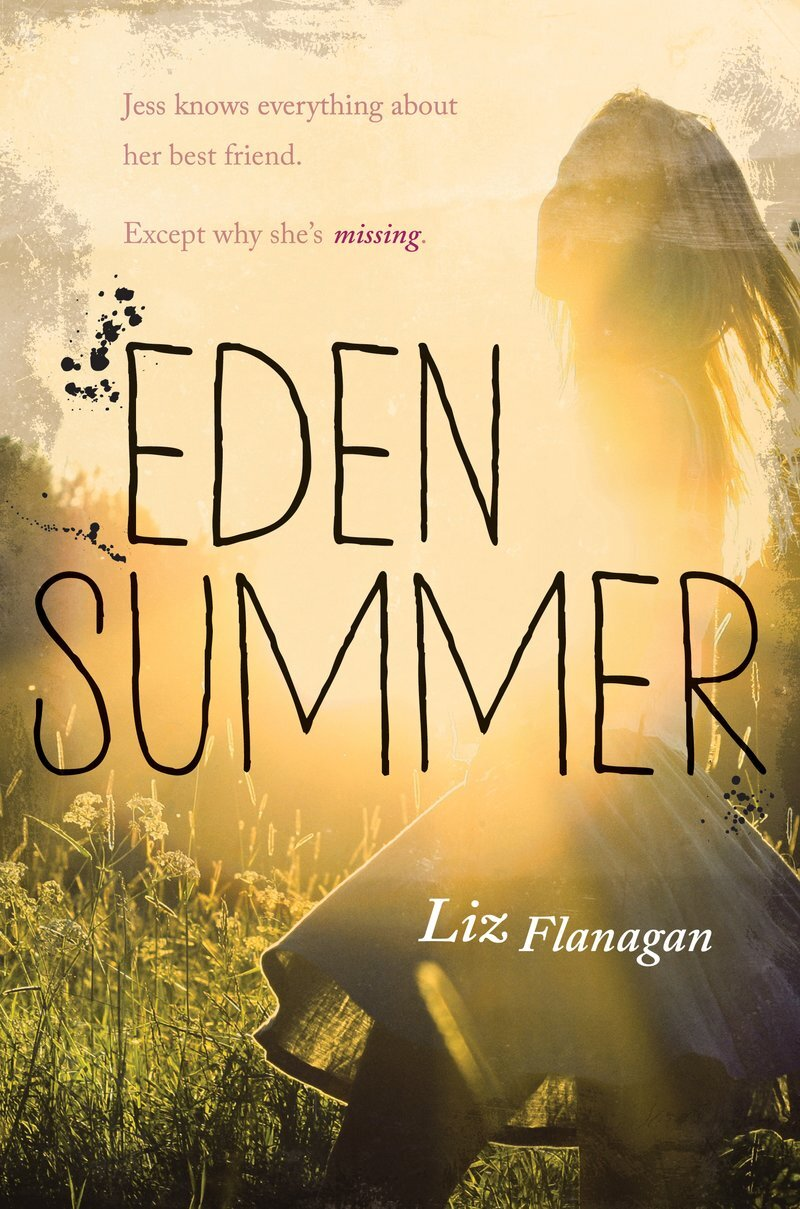 I wrote a rough first draft of Eden Summer