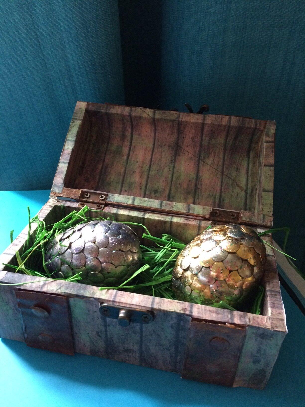 dragon eggs in chest.JPG
