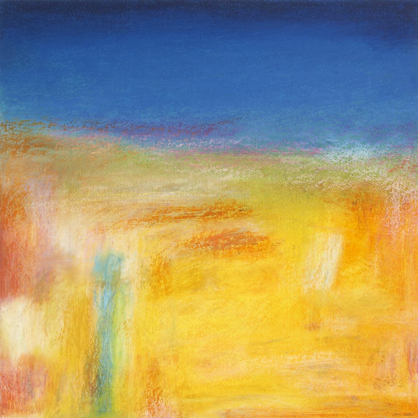 Dreamscape – Endless - Oil Pastel