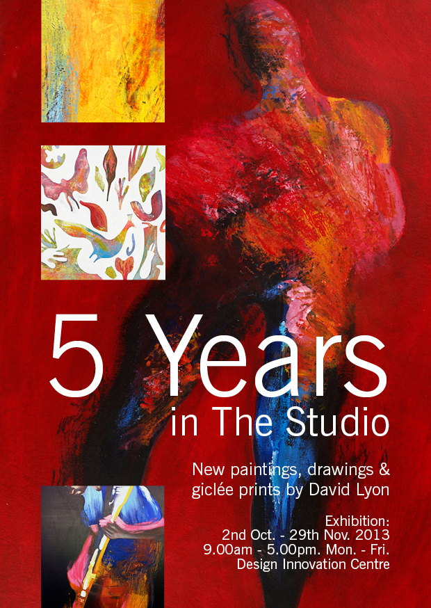 Five Years in The Studio