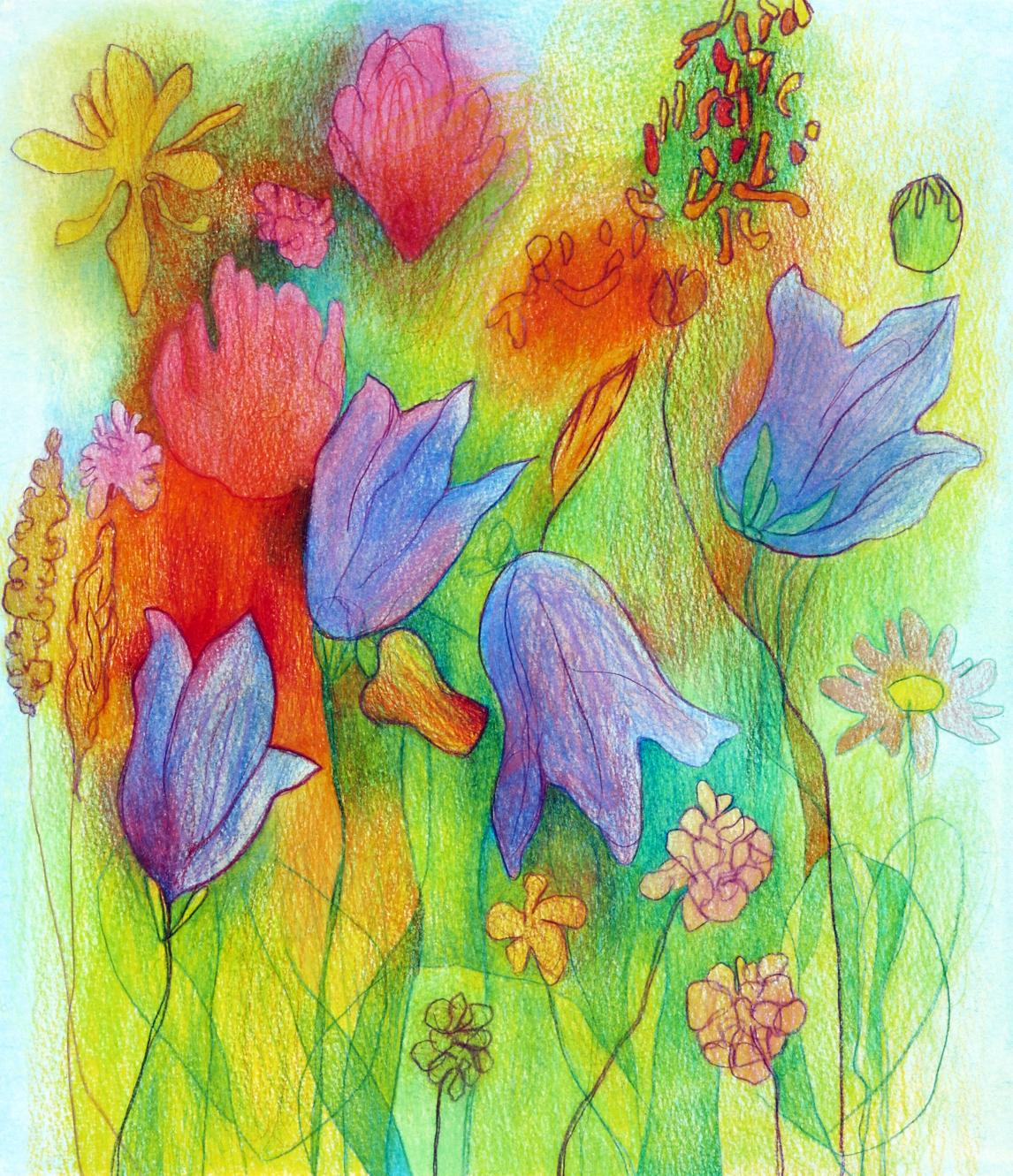Wildflowers xii