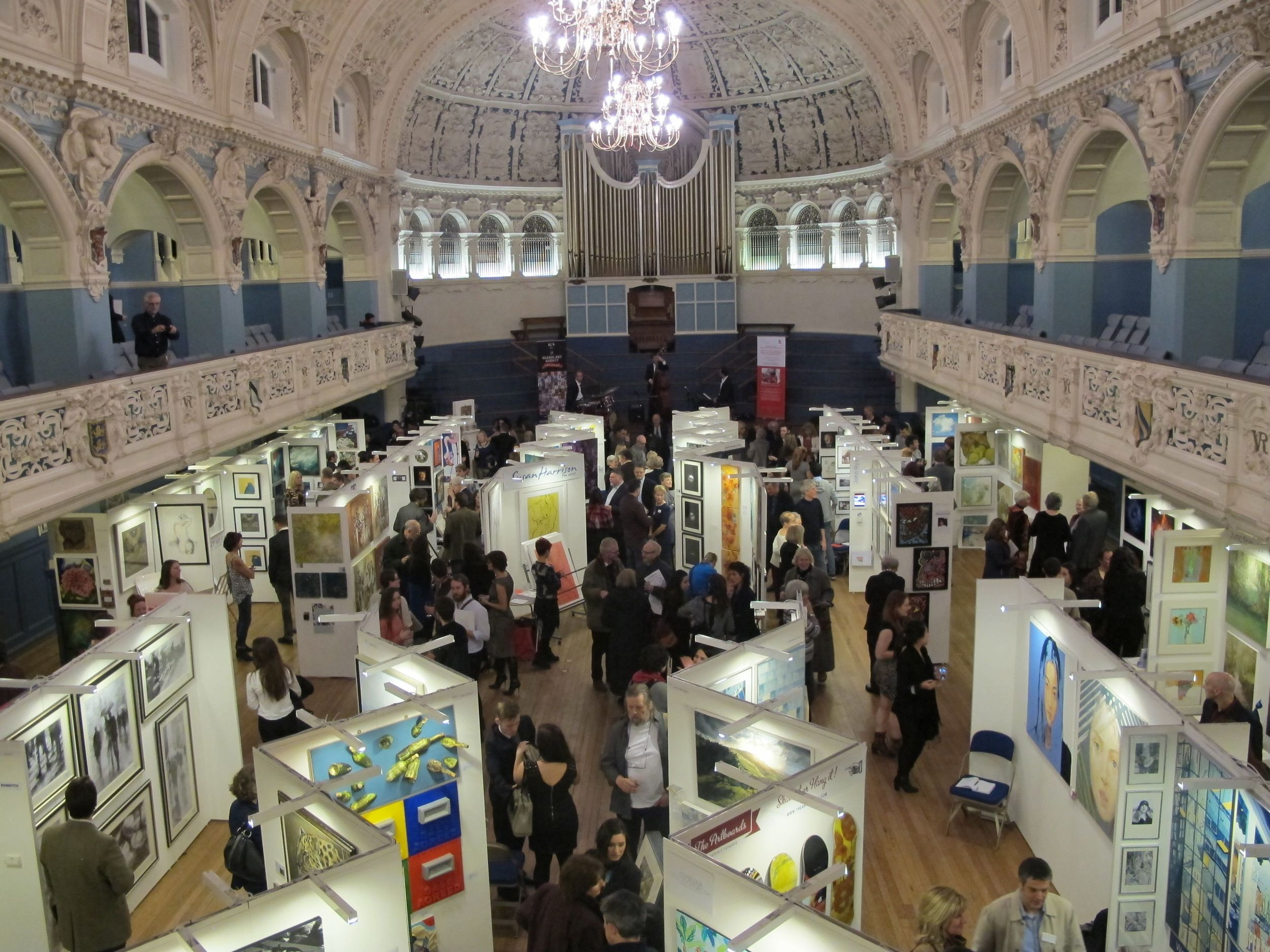 Oxford International Art Fair 2014