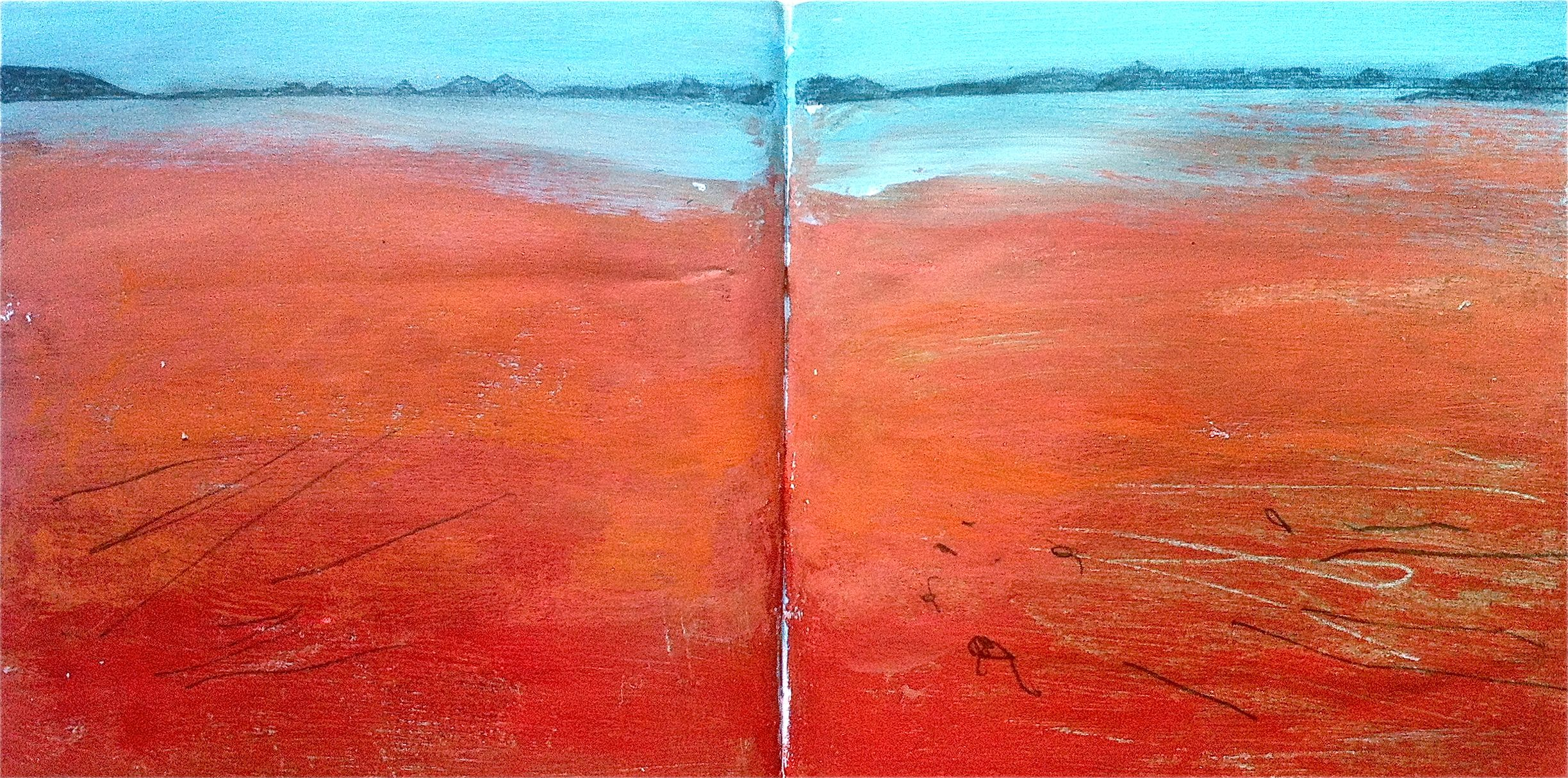 "Applecross, the beach at ""Sand""."