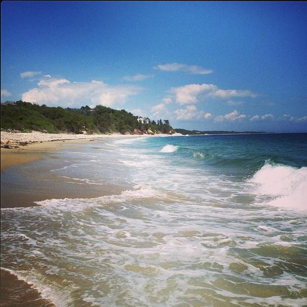 Isabella Beach.