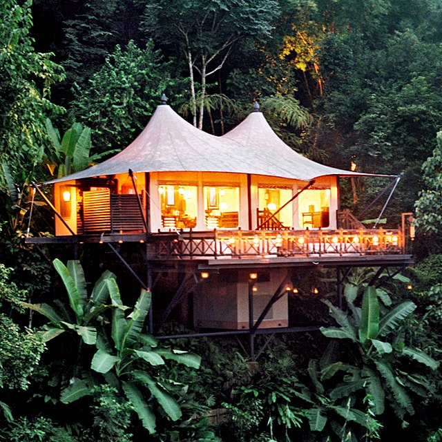 Four Seasons Tented Camp - Golden Triangle, Thailand