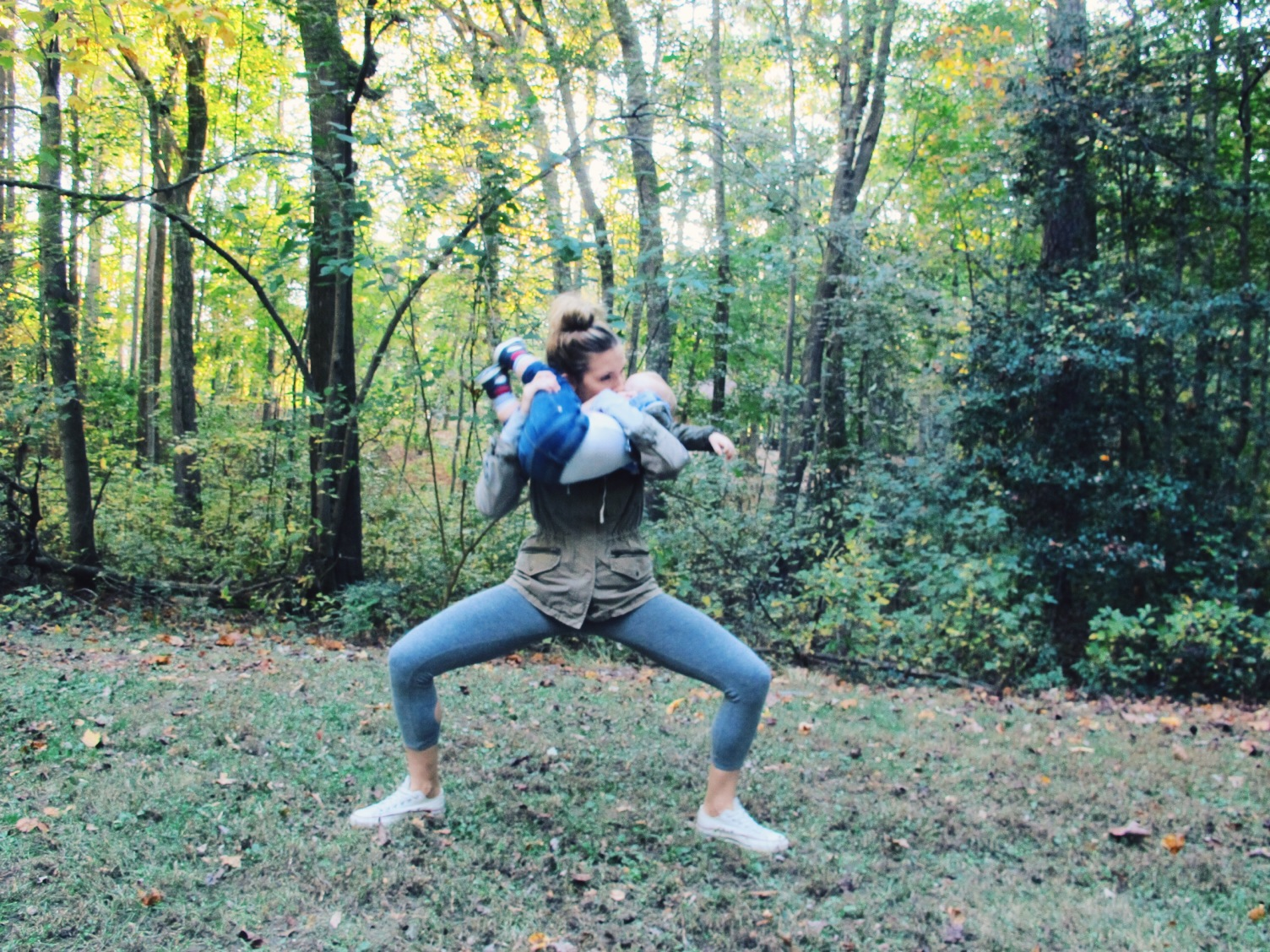 3 moves that feel like play | Swell Mama