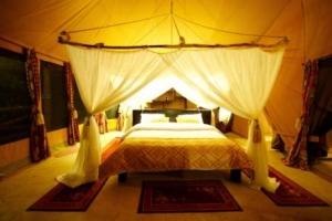 Mara Timbo Camp nighttime