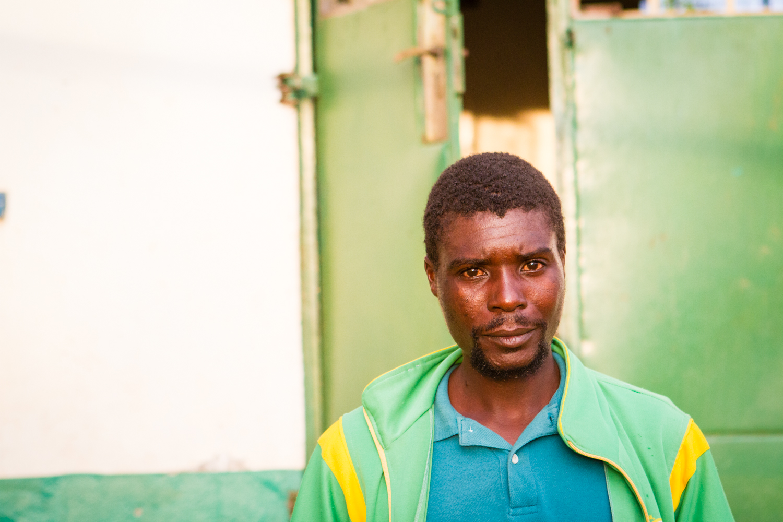 Daniel Otieno Farming/Maintenance (JCO Children's Home)   Based in Kenya