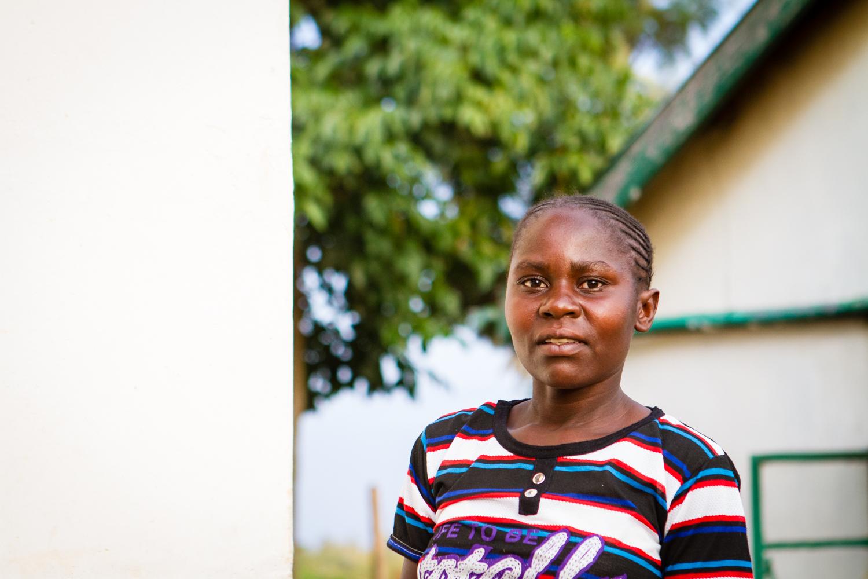 Beatrice Amondi House Mother at JCO Children's Home   Based in Kenya