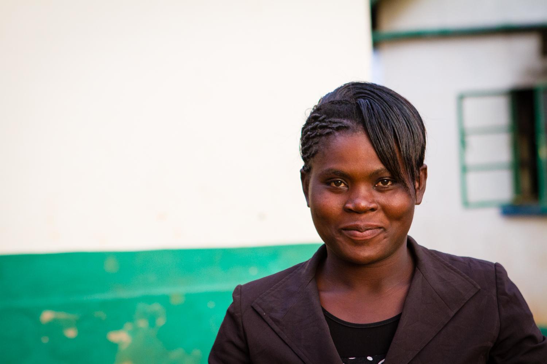 Jane Akinyi Manager of JCO Children's Home   Based in Kenya