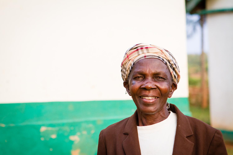 "Miriam Muga ""Dada"" Head House Mother at JCO Children's Home   Based in Kenya"