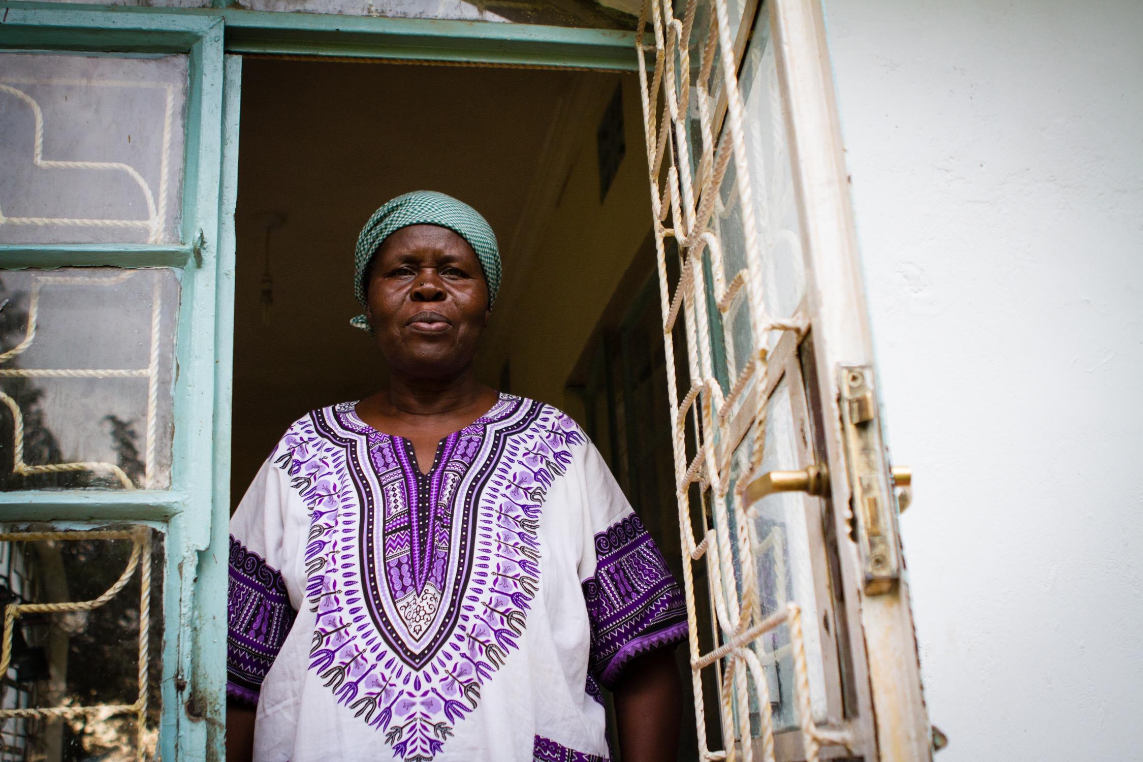 "Juanita Opot ""Mathe"" Co-Founder of JCO Children's Home/Kenya Operations Director   Based in Kenya"