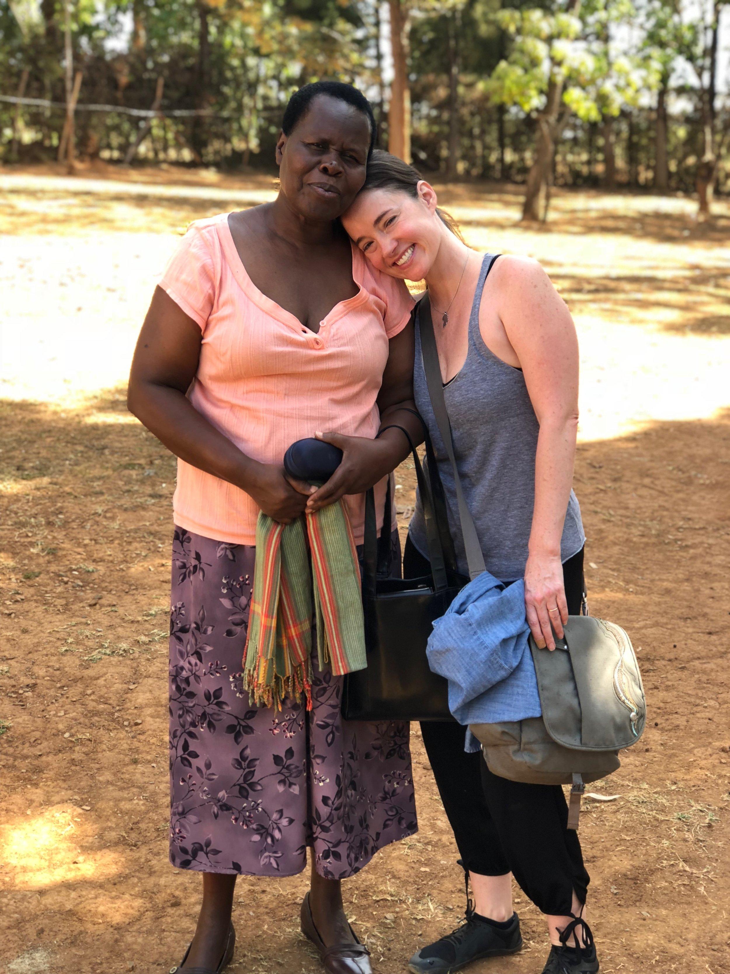 Juanita Opot & Sarah Fennel Buchanan, Co-Founders of the JCO Children's Home