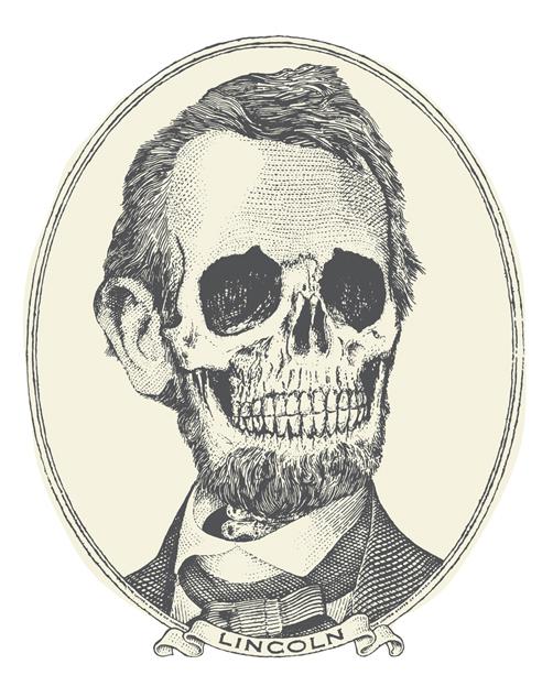 """DEAD WHITE GUY """"LINCOLN"""""""