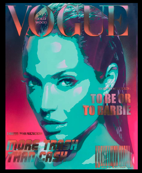 VOGUE HOLLYWOOD - ANGELINA JOLIE