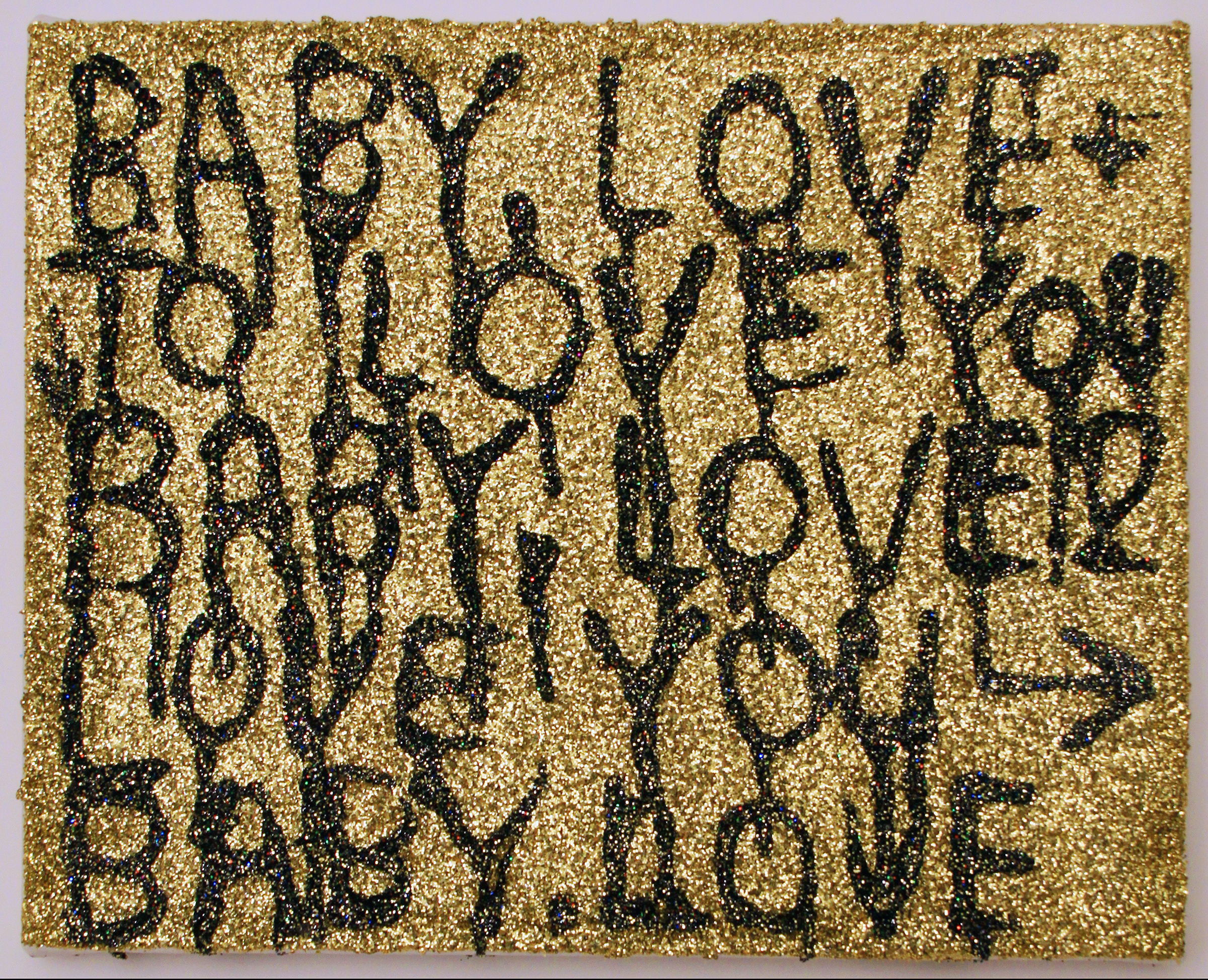 BABY, LOVE TO LOVE YOU (Gold)