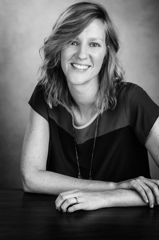 Senior Art Director Jenny Pfost