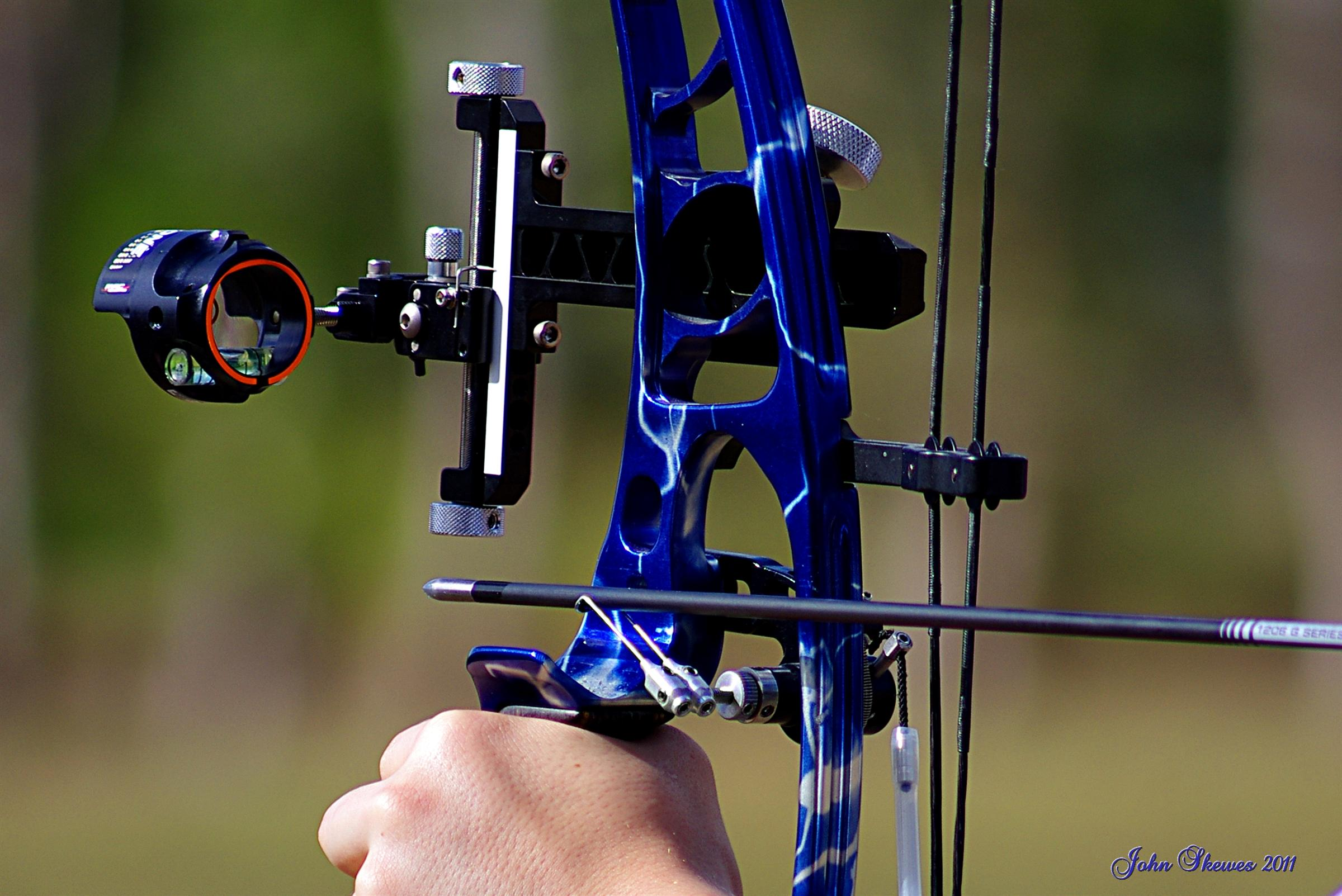 Modern archers and shooters are dependent on the manufacturers of equipment and ammunition in a way that ancient hunters, who could craft their own equipment, were not.