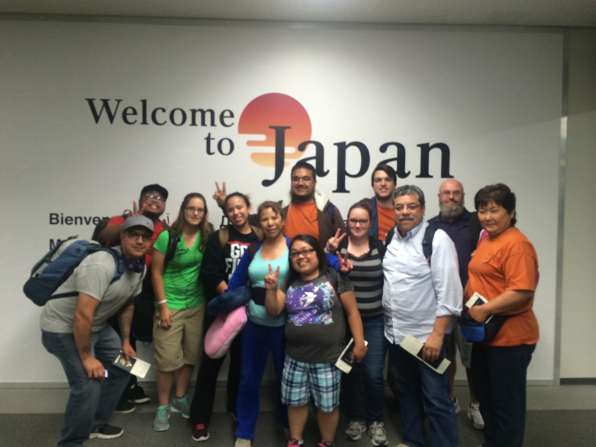 2014 Japan Mission Team #5