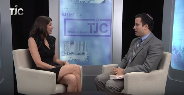 Up Close interview with The Jewish Channel
