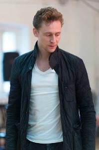 Tom Hiddleston Coriolanus in rehearsal for Coriolanus Photo by Manuel Harlan.jpg