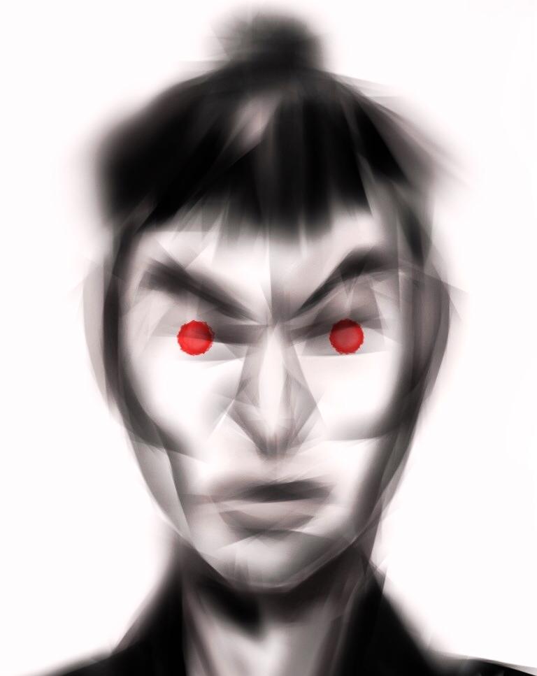 Tatsuya Nakadai, 'The Sword of Doom' (1966)     INTENSE. Loved Tatsuya Nakadai in 'The Sword of Doom'. also- 'His appearances for Kurosawa in   Kagemusha  (1980) and   Ran  (1985) are among the most indelible in the director's oeuvre.'_IMDB