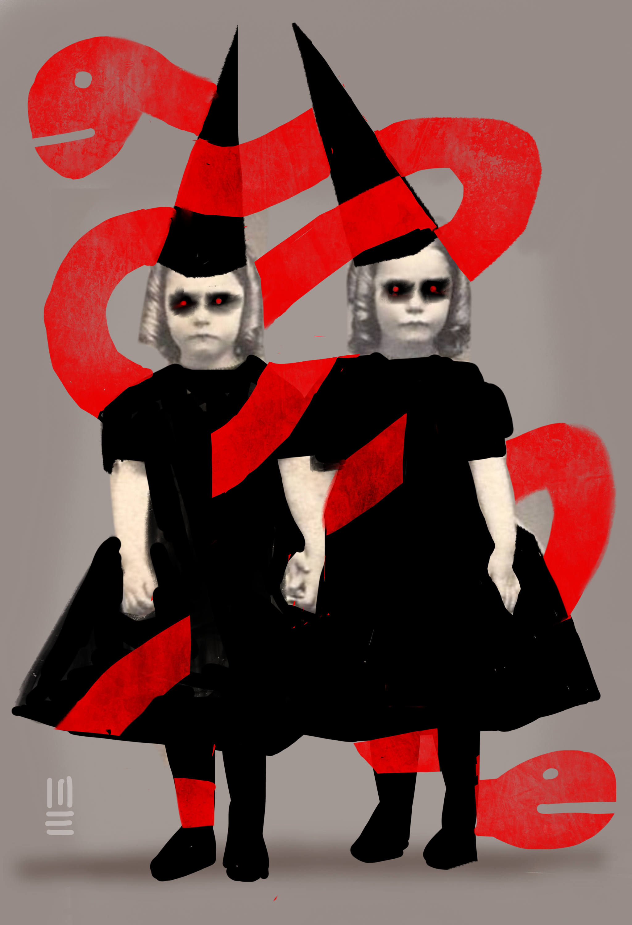 "Monsters Ball - ""Twisted Sisters"""