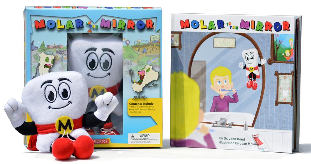 """""""Molar in the Mirror"""" box set."""
