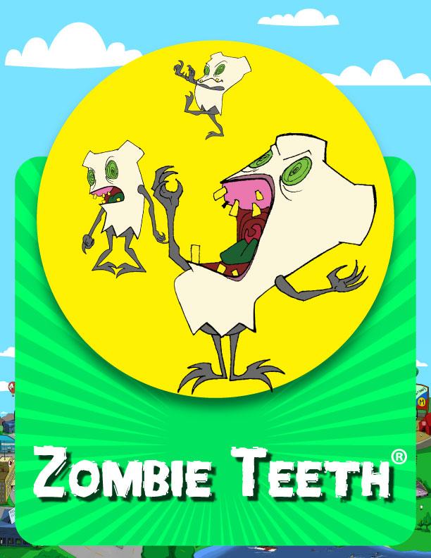 Zombie Teeht