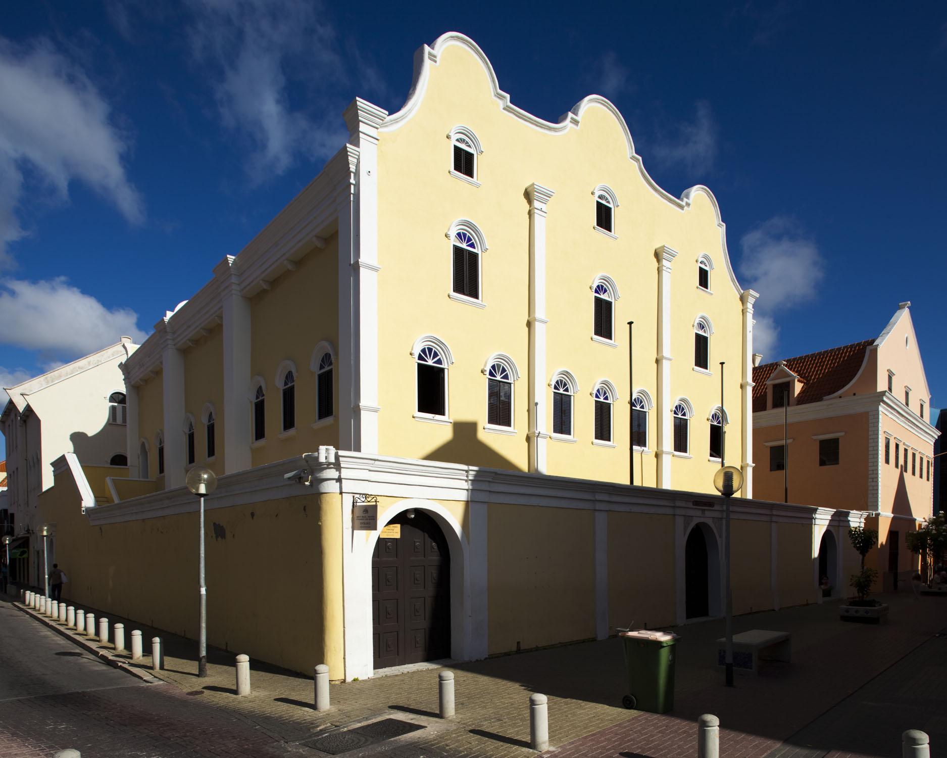 Synagogue Wilemstad Curacao