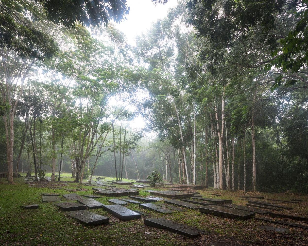 Jodensavanne Cemetery