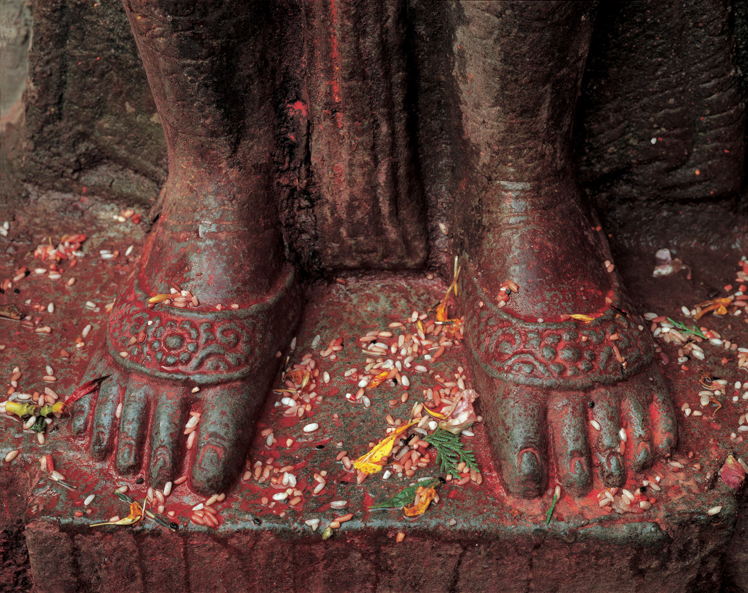 Feet of Parvati, Pashupatinath