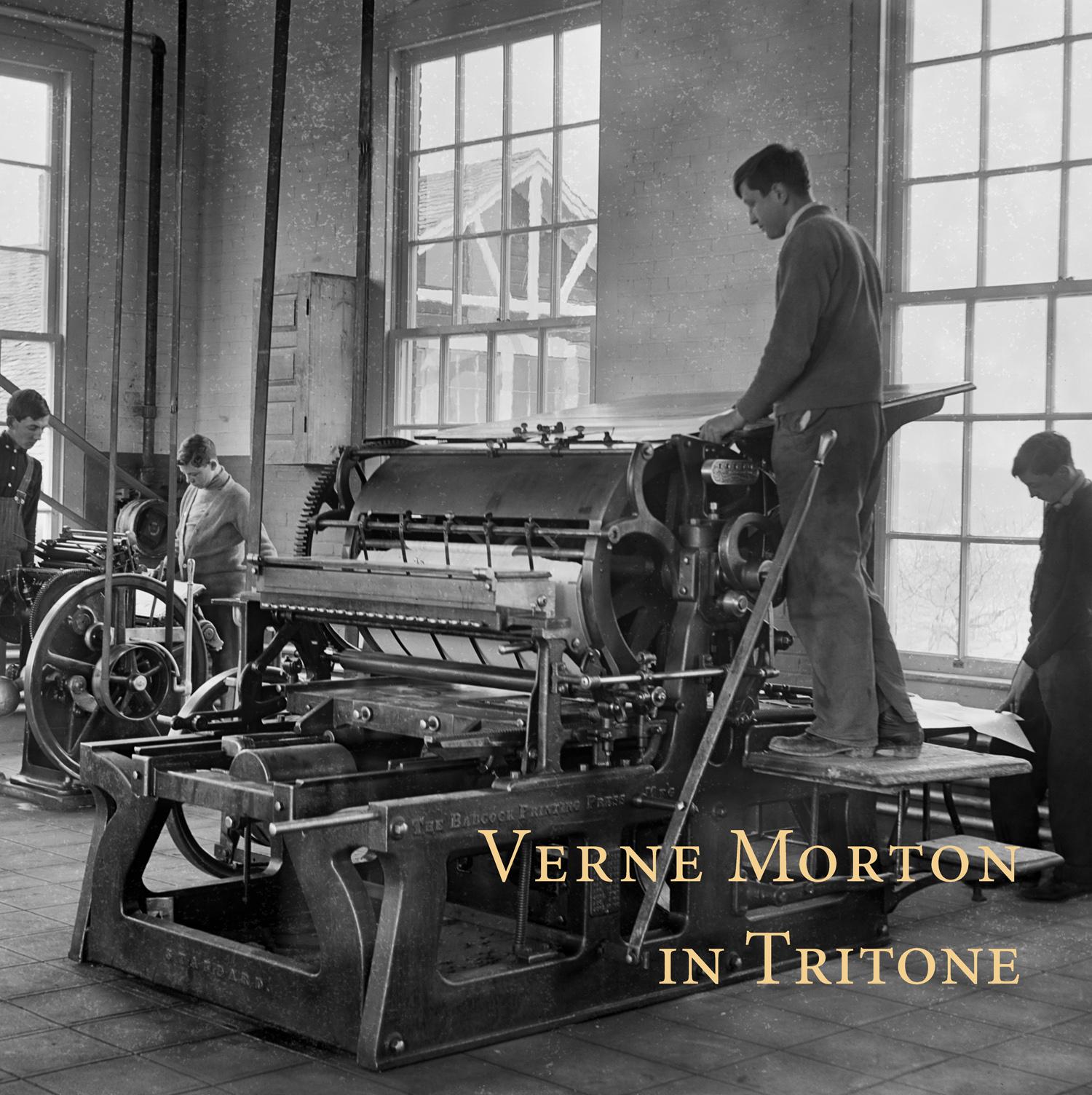 Verne Morton in Tritone