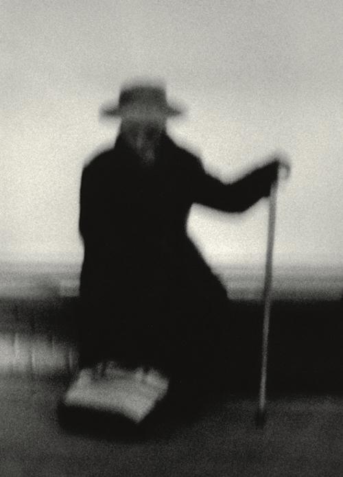 Paul Ickovic ,  Phantom at Odéon, Paris