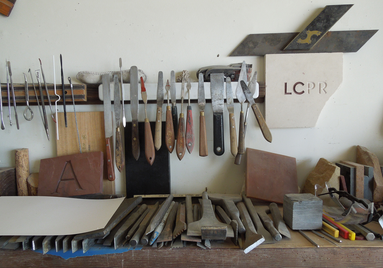 Christopher Stinehour 's Workbench, Berkeley, California