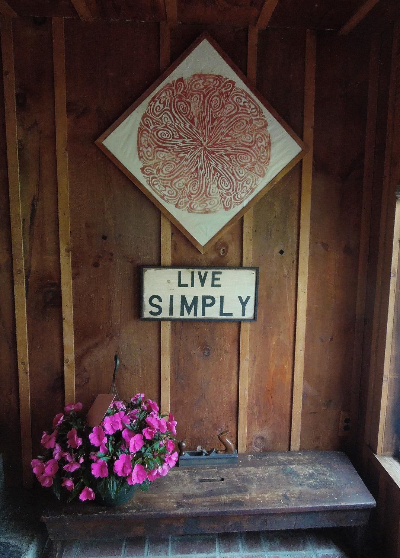 Elizabeth's Birthday The Shady Rest,Lunenburg, Vermont, 2014
