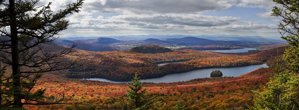 Fletcher Manley ,  Long Pond, Vermont